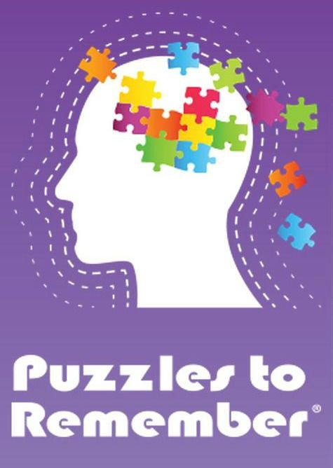 Puzzle piece graphic for Alzheimer's Disease Awareness Month