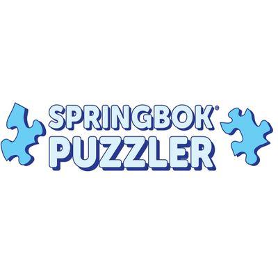 Springbok Puzzler Vinyl Sticker