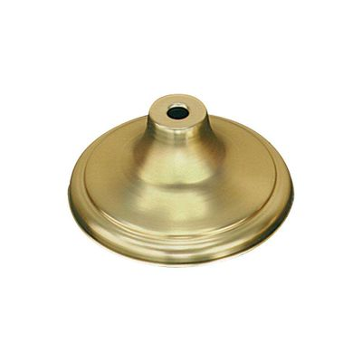 Endura Indoor Flagpole Stand - 1-1/4 Diameter Bore Gold