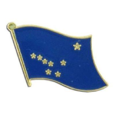 Alaska Lapel Pin - Single