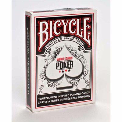 World Series of Poker Standard Index Playing Cards