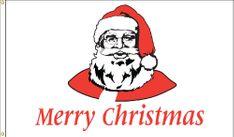 Merry Christmas Flag - 3' x 5' - Nylon