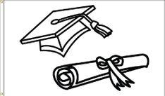 Graduation Flag - 3' x 5' - Nylon