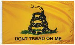Gadsden Historical Flag - 3' x 5' - Nylon
