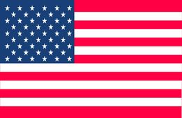 United States World Flag