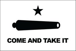 Come & Take It Flag - 3' x 5' - Polyester