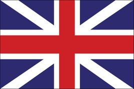 British Union Flag - 3' x 5' - Nylon