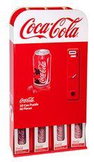 Coke Can Display