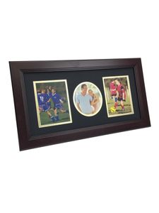 Decorative 8-Inch by 16-Inch Collage 3-Picture Frame