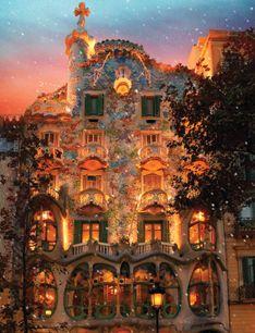 Batlló House 500 Piece Puzzle
