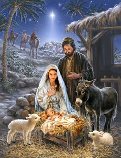 Savior is Born 1000 Piece Jigsaw Puzzle