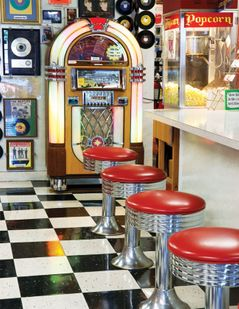 The Malt Shop 36 Piece Jigsaw Puzzle