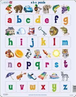 Alphabet Letters 26 Piece Children's Educational Jigsaw Puzzle