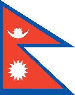 Nepal World Flag