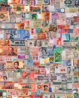 Color Of Money 2000 Piece Jigsaw Puzzle