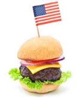 USA Toothpick Flag
