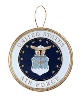 United States Air Force Christmas Ornament | Heroes Series