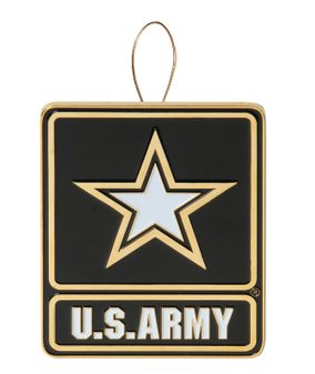 Go Army Christmas Tree Ornament