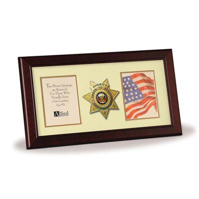 8X16 MAH SHERIFF FRAME