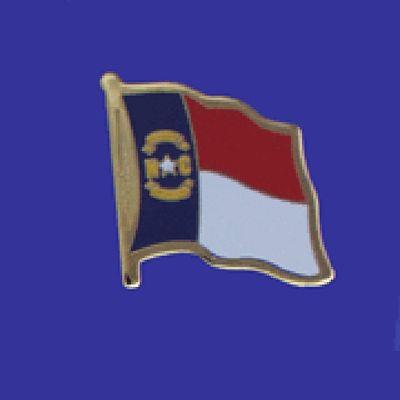 North Carolina Lapel Pin - Single