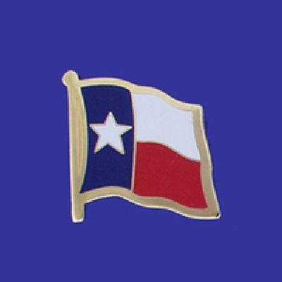Texas Lapel Pin - Single