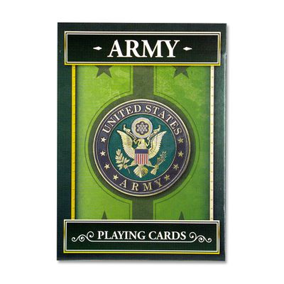 Army Playing Cards | Heroes Series