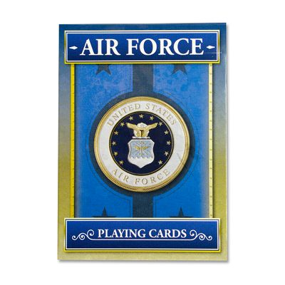 Air Force Playing Cards | Heroes Series