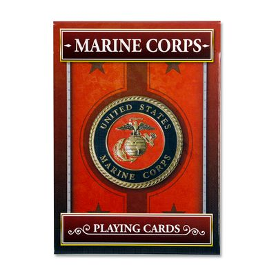 Marine Corps Playing Cards | Heroes Series