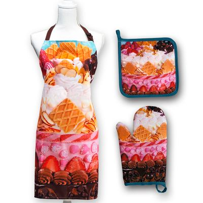 Icing on the Cake Apron Set