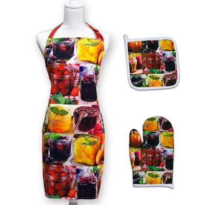 Jellies and Jams Apron Set