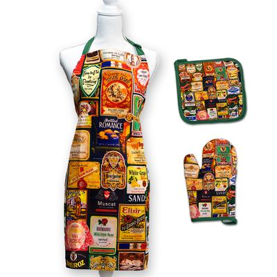 Off the Vine Apron Set