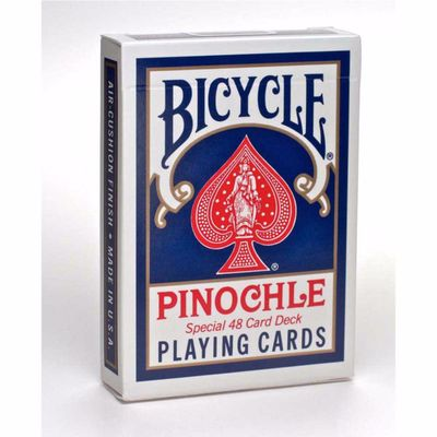 Bicycle Playing Cards Pinochle Game