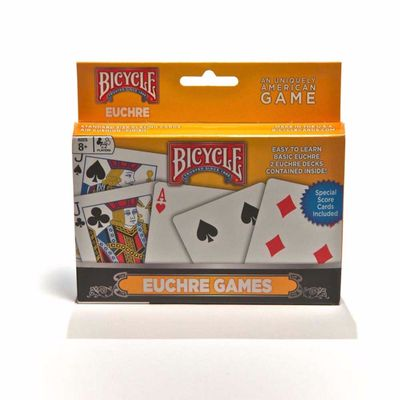 Bicycle Playing Cards Euchre Game Set
