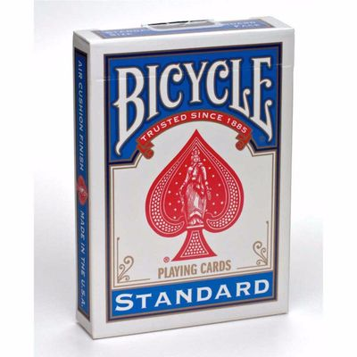Bicycle Playing Cards Classic Standard Index