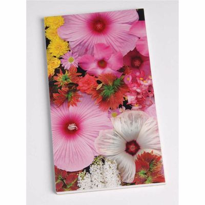Blossom Bouquet Bridge Score Pads Playing Cards Accessory