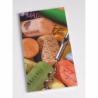 Cork Collection Bridge Score Pads Playing Cards Accessory
