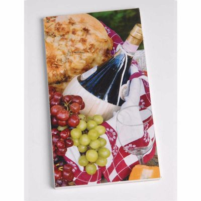 Picnic Perfect Bridge Score Pads Playing Cards Accessory