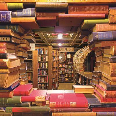 Book Shop 500 Piece Jigsaw Puzzle