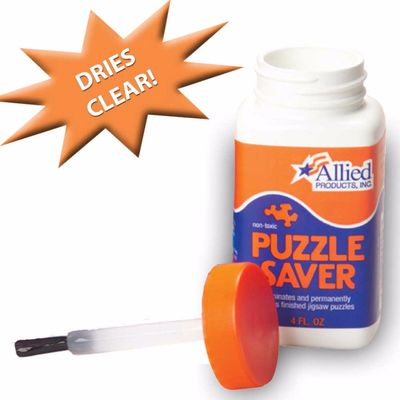 Jigsaw Puzzle Glue Jigsaw Puzzle Accessory
