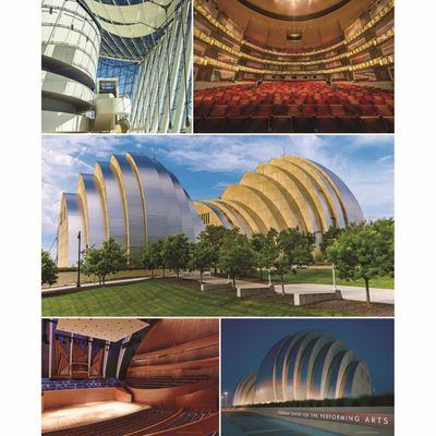 Kauffman Center Special Edition 1000 Piece Puzzle