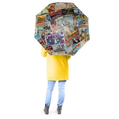 Let's Explore Full Size Umbrella w/ Auto Extend
