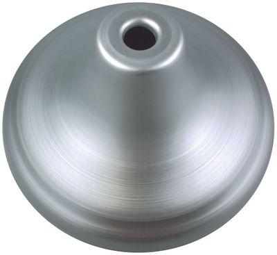 Endura Indoor Flagpole Stand - 1-1/8 Diameter Bore Silver