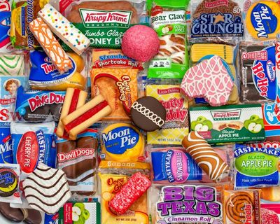 Snack Treats 500 Piece Jigsaw Puzzle