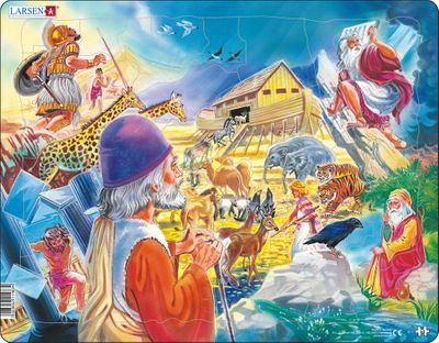 Old Testament 53 Piece Children's Jigsaw Puzzle