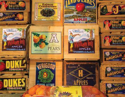 Vintage Labels 500 Piece Jigsaw Puzzle
