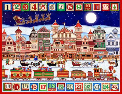 And to All a Good Night 120 Piece Jigsaw Puzzle