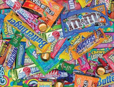 Sweet Tooth 1000 Piece Jigsaw Puzzle