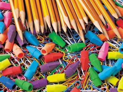 Classroom Colors 500 Piece Jigsaw Puzzle