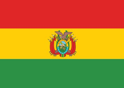 Ecuador World Flag