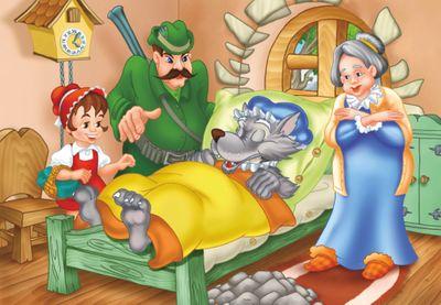 Gulliver's Travels 100 Piece Jigsaw Puzzle